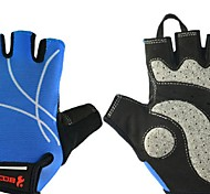BODUN/SIDEBIKE® Sports Gloves Unisex Cycling Gloves Summer Bike Gloves Wearproof Wearable Protective Fingerless Gloves MeshCycling