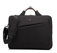 CoolBell 15.6 Inch Nylon Water Resistant Top Zipper Laptop Computer Briefcase Business Bag CB-6605