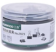 Sunwood® 2023 32 Mm Color Long Tail Clip 24Pcs/Set