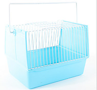 Rodents Rabbits Cages Metal Blue