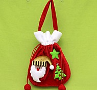 Gift Boxes Gift Bags Unlit Holiday Textile Christmas Decoration