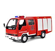 Vehículo militar Vehículos de tracción trasera Juguetes de coches 1:10 Metal Rojo Modelismo y Construcción