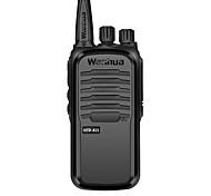 Wanhua HTD815 Commercial Professional Wireless Walkie-Talkie 6W UHF 403-480MHz