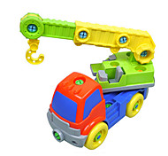 Construction Vehicles Toys 1:50 Plastic Rainbow