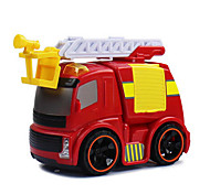 Fire Engine Vehicle Toys 1:64 Metal Plastic Red