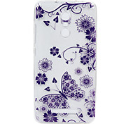 For Hongmi Note 3  3S phone Case Butterfly Lace Embossed Pattern TPU Material High Penetration