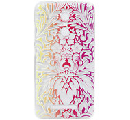 For Hongmi Note 3  3S phone Case Gradient Color Lace Embossed Pattern TPU Material High Penetration