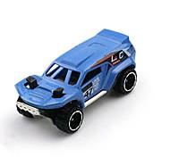 Rennauto Spielzeuge 1:64 Metall Plastik Marinenblau