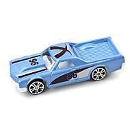 Race Car Toys 1:64 Metal Plastic Blue