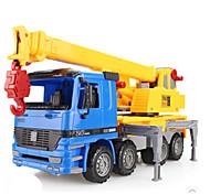 Vehículo de construcción Vehículos de tracción trasera 1:25 Metal Plástico Azul Marino