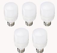 15W E26/E27 LED Corn Lights T 12 SMD 2835 1400 lm Warm White Cool White Decorative AC 220-240 V 5 pcs