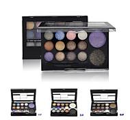1Pcs 14 Warm Color Eyeshadow Palette Neutral Nude Eye Shadow Giltter Cosmetic Wholesale Makeup Palette Set