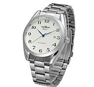 Men's Women's Unisex Sport Watch Dress Watch Fashion Watch Wrist watch Mechanical Watch Swiss Designer Automatic self-winding Alloy Band