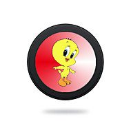 Portable Cute Yellow Duck 5V 2A Wireless Charging Pad/Stand for All QI-Enabled Devices Samsung Galaxy S7  S7 Edge S6   S6 EdgeGoogle Nexus 4  5