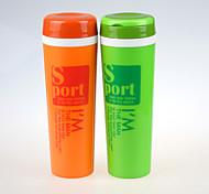Smart Water Bottle for Kids 350ml Cheap Plastic Bottle