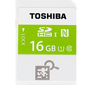 Toshiba 16GB SD Card wifi tarjeta de memoria UHS-I U1 Clase 10 NFC