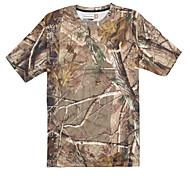 Unisexe Tee-shirt Chasse Vestimentaire Respirable Eté