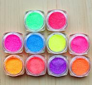 10pcs 5g Bottle Granulated Sugar Powder Superfine Powder