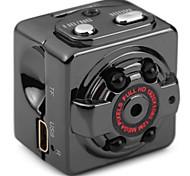 SQ8 Mini DV Camera 1080P Full HD Car DVR - BLACK Portable Size Motion Detection