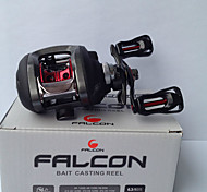 Fishing Reel Baitcast Reels 6.3:1 11 Ball Bearings Right-handed Sea Fishing-LP2000