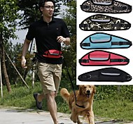 Dog Leash Hands Free Dog Walking Running Jogging Puppy Dog Leashes Lead Collars Adjustable Dog Lead Leash Waist Bag With Leash