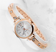 Women's Fashion Watch Digital Watch Quartz Digital Alloy Band Casual Silver Gold