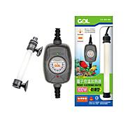 Aquários Aquecedores Controlo de Temperatura Manual 50, 100W220V