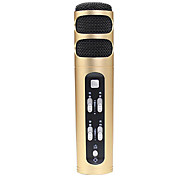 2017 New Microphone Condenser Mic kit Sound Studio electronics shock for broadcasting Singing Recording KTV Karaoke