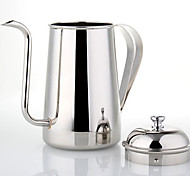 700 ml  Stainless Steel Coffee Kettle , 7 cups Maker Reusable