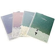 Notebooks Cute Random Color
