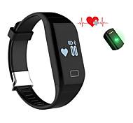 New IP69 Waterproof Heart Rate Smartband  Fitness Sleep Tracker Passometer IOS Android