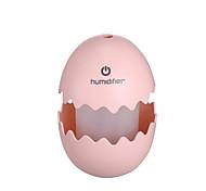 LED Colorful  Cartoon Creative New Fun Egg Humidifier Nightlight