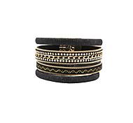 Fashion Women Multi Rows Chain Set Bracelet