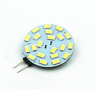 3W G4 Luces LED de Doble Pin T SMD 5730 240 lm Blanco Cálido Blanco Fresco Decorativa V 1 pieza