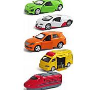 Rennauto Fahrzeug-Spiele nach Themen Auto Spielzeug 1:64 Metall Plastik Regenbogen Model & Building Toy