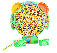 Fishing Toys Novelty & Gag Toys Toys Toys ABS Green