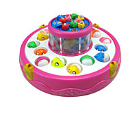 Fishing Toys Novelty & Gag Toys Toys Novelty Toys ABS Pink