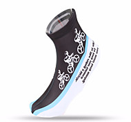 Shoe Covers/Overshoes Bike Breathable Quick Dry Dust Proof Anti-Insect Antistatic Limits Bacteria Protective Women's Men's Unisex Black