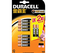 DURACELL AAA Alkaline Battery 1.5V 10 Pack Electronic Toys Blood Pressure