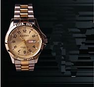 Fashion Watch Quartz Alloy Band Charm Silver