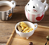 Cartoon Drinkware, 350 ml Decoration Ceramic Juice Milk Coffee Mug