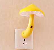 Mushroom light LED energy saving night light