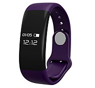 YYH30 Smart Bracelet / Smart Watch / Bluetooth 4.0 Wristband Heart Rate Monitor Sleep Fitness Tracker for IOS PK Android Xaiomi Mi Band 2 Fitbits