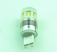3W G9 LED Bi-pin Lights T 20 SMD 2835 200 lm Warm White Cool White Decorative AC220 V 1 pcs
