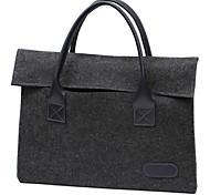 для Apple MacBook Air / Pro 13,3 pro15.4 дюйма или меньше сумки рукава ноутбук сумка чувствовал себя простой стиль отдыха ноутбук сумка