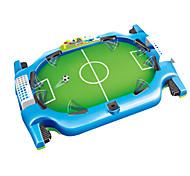 Table Football Hand Eye Coordination Toys Educational Toys For Children Leisure Hobby Toys Novelty Football ABS Blue