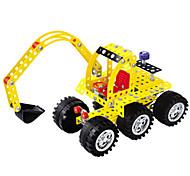 Veiculo de Construção Brinquedos 1:12 Metal Plástico Amarelo