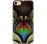 Для IMD Кейс для Задняя крышка Кейс для Перо Мягкий TPU для Apple iPhone 7 Plus iPhone 7 iPhone 6s Plus/6 Plus iPhone 6s/6 iPhone SE/5s/5