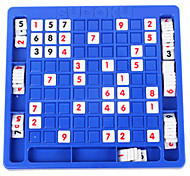 Sudoku Game Children Puzzle Game Board Game Leisure Hobby Toys Novelty Square ABS