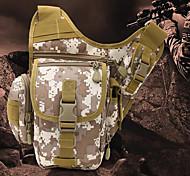Сумка Пояс Чехол Нагрудная сумка для Восхождение Спорт в свободное время Отдых и туризм Путешествия Выживание Спортивные сумки